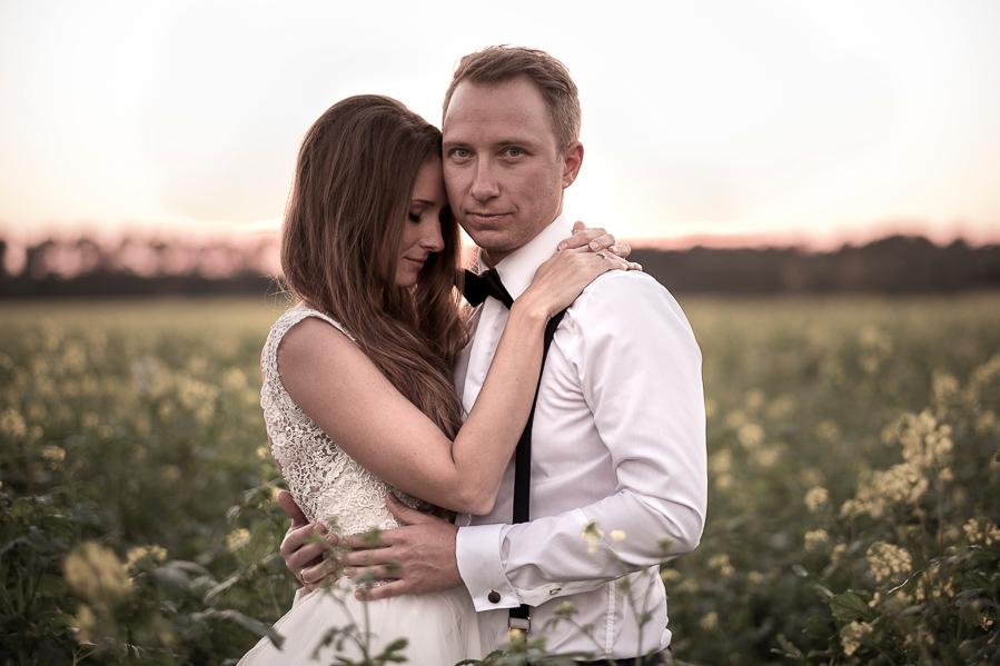 Fotograf I Hochzeitsfotograf I Lingen I Emsland I Sonnenuntergang